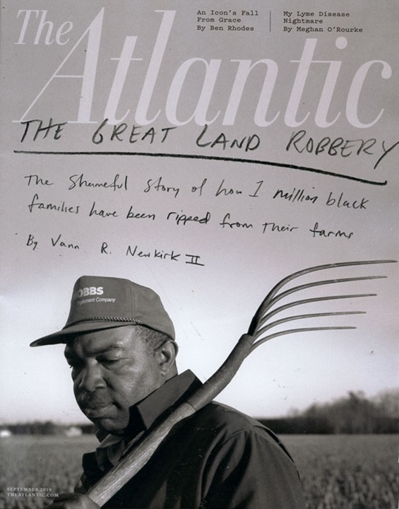 The Atlantic Monthly Magazine Subscription Cover