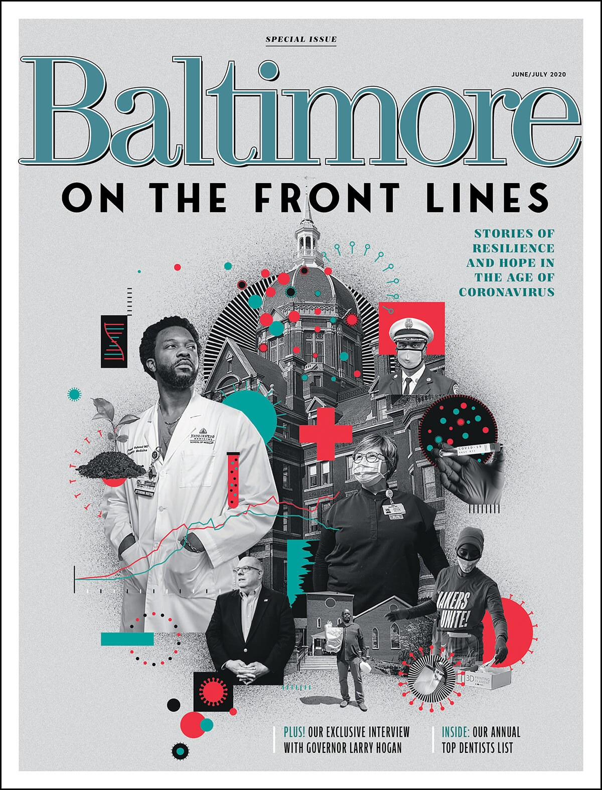 Baltimore Magazine Magazine