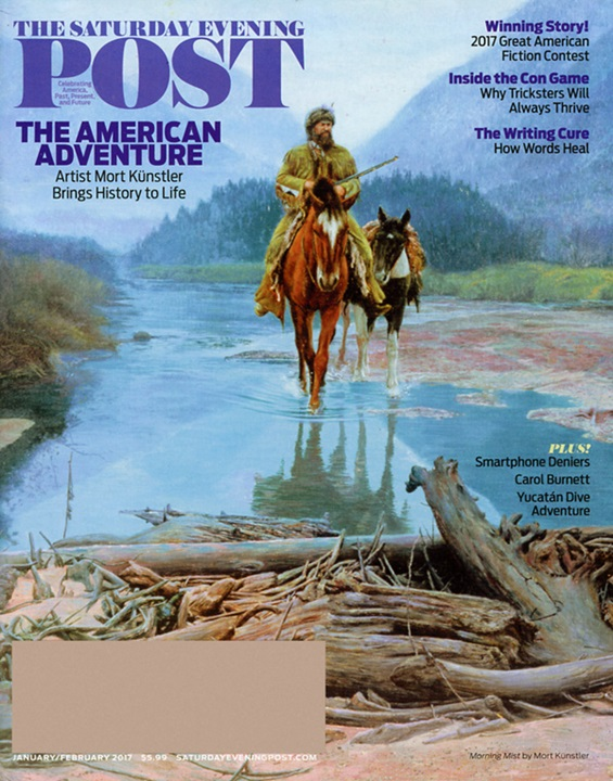 Best Price for Saturday Evening Post Magazine Subscription