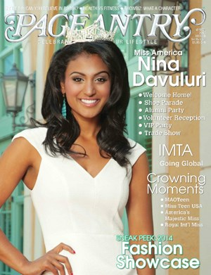 Pageantry Magazine Magazine