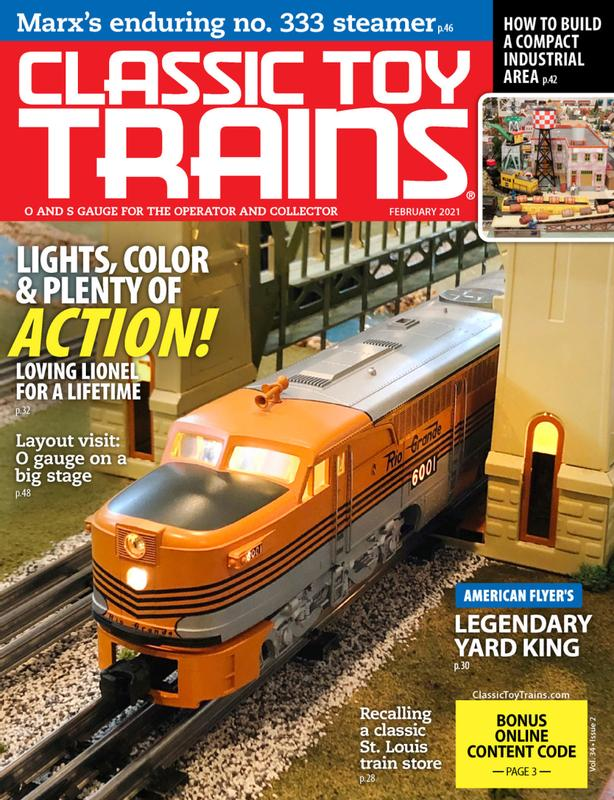 Best Price for Classic Toy Trains Magazine Subscription