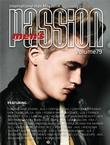 Passions Men Magazine Cover
