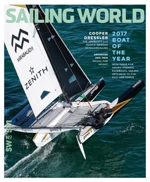Sailing World Magazine Cover