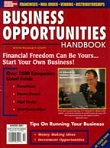 Business Opportunities Handbook Magazine Cover