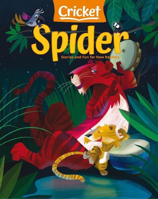 Best Price for Spider Magazine Subscription