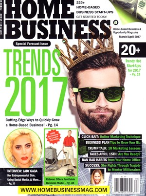 Home Business Magazine Magazine