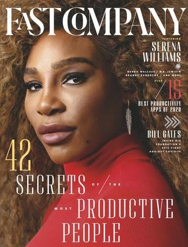 Fast Company Magazine Cover