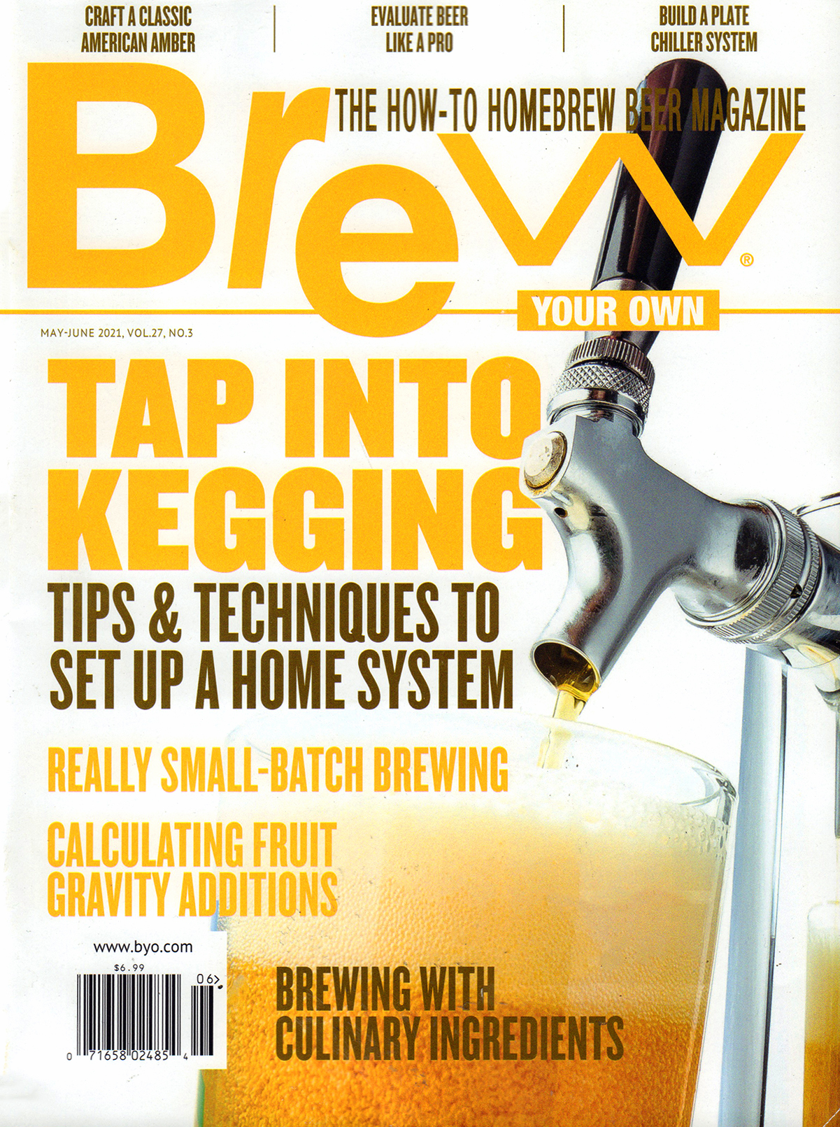 Brew Your Own Magazine