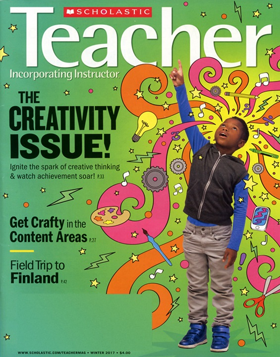 Scholastic Teacher Magazine