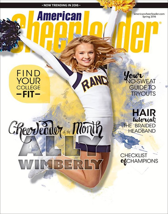 American Cheerleader Magazine