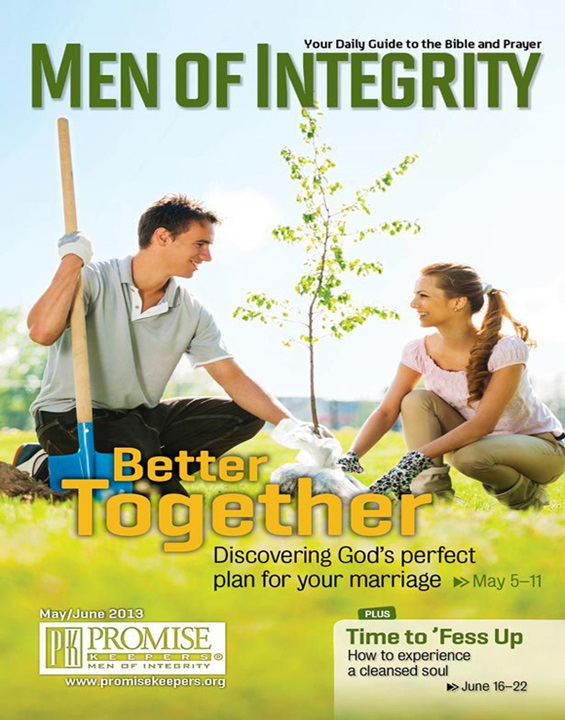 Men of Integrity Magazine