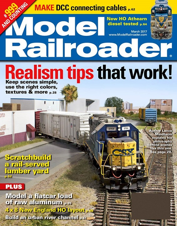 Model Railroader Magazine