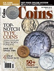 Coins Magazine Cover
