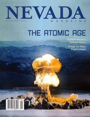 Nevada Magazine Magazine Cover
