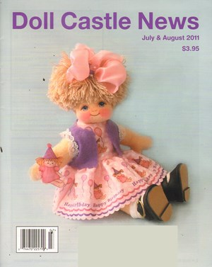 Doll Castle News Magazine Cover