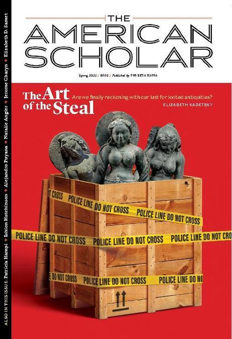American Scholar Magazine Cover