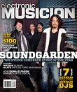 Electronic Musician Magazine Cover
