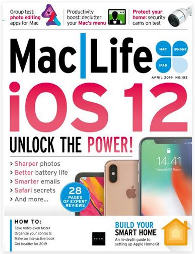 Mac Life (no CD) Magazine