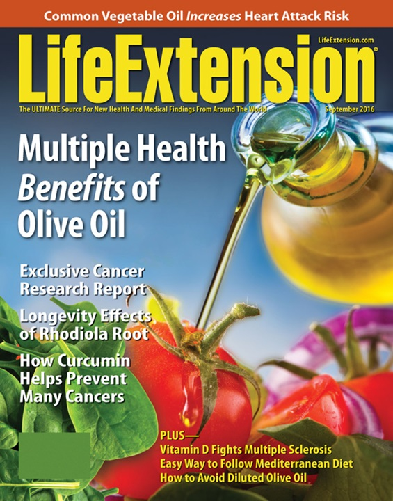 Life Extension - Retail Edition Magazine