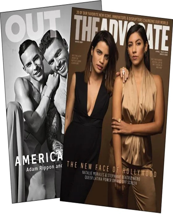 Out and Advocate Bundle Magazine