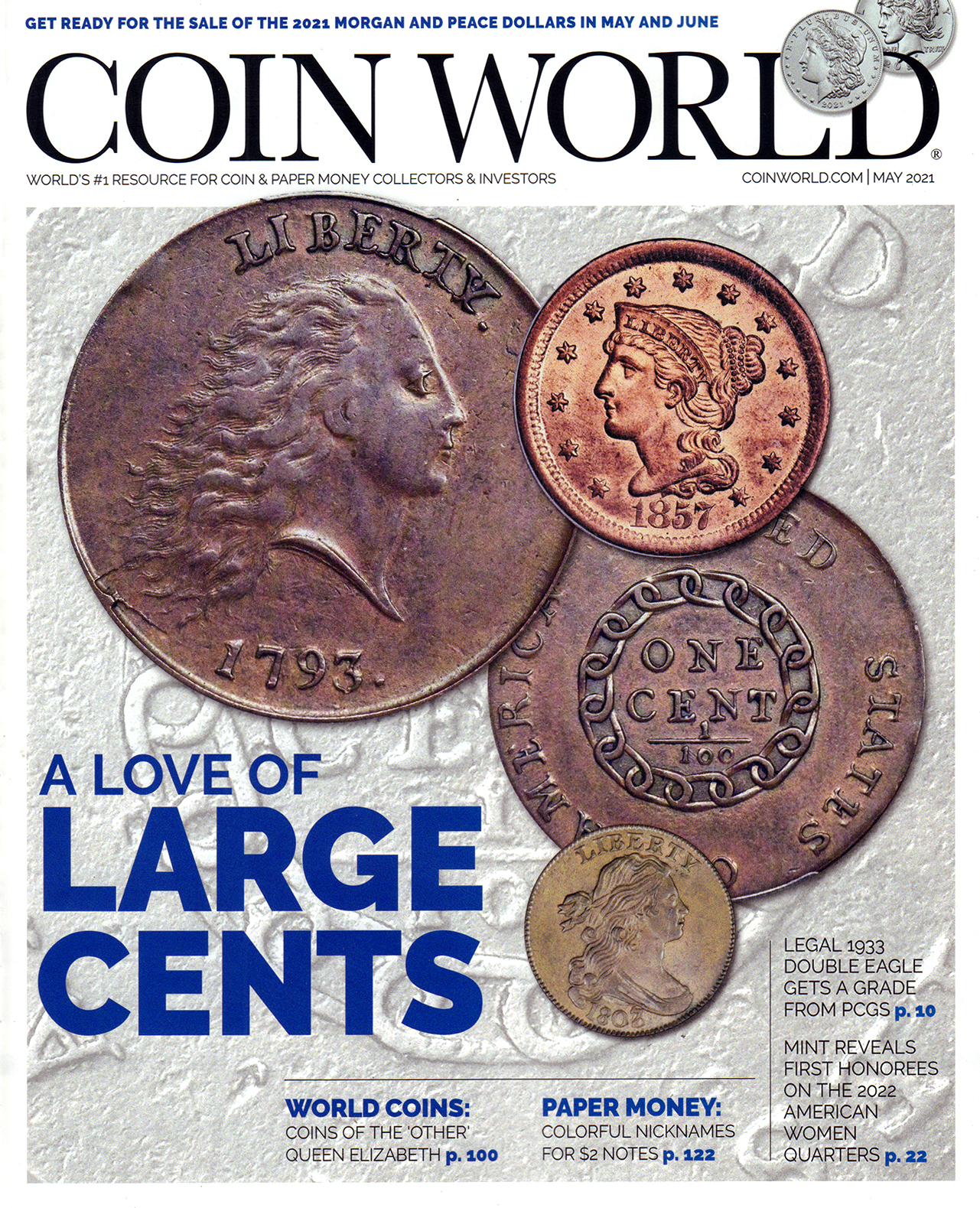 Coin World Monthly Magazine
