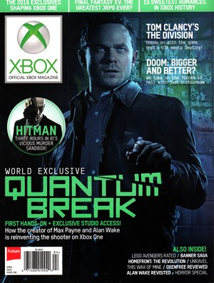 Official XBOX Magazine Magazine