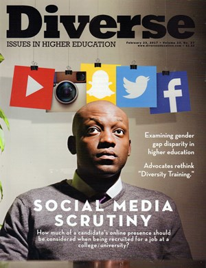 Diverse: Issues In Higher Education Magazine