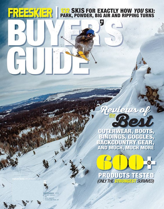 Best Price for Freeskier Magazine Subscription
