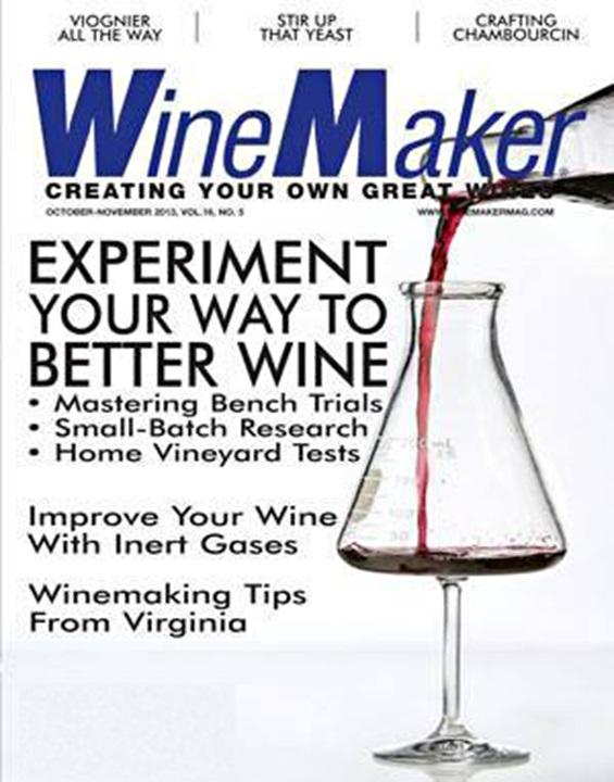 Best Price for WineMaker Magazine Subscription