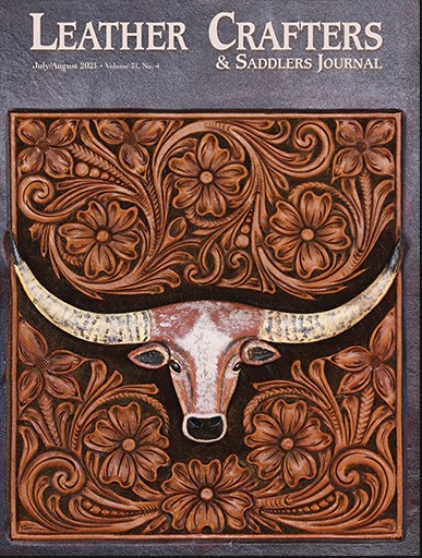 Leather Crafters & Saddlers Journal Magazine