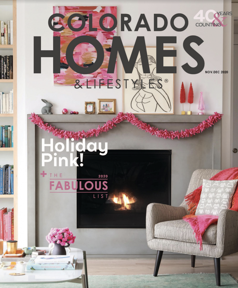 Best Price for Colorado Homes & Lifestyles Magazine Subscription