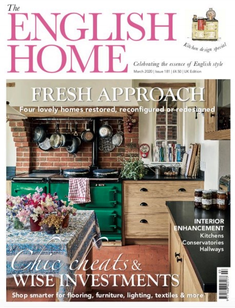 The English Home (UK) Magazine