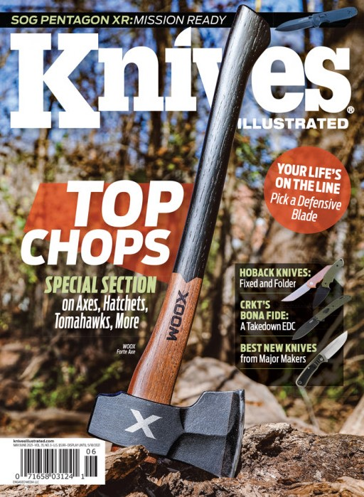 Knives Illustrated Magazine