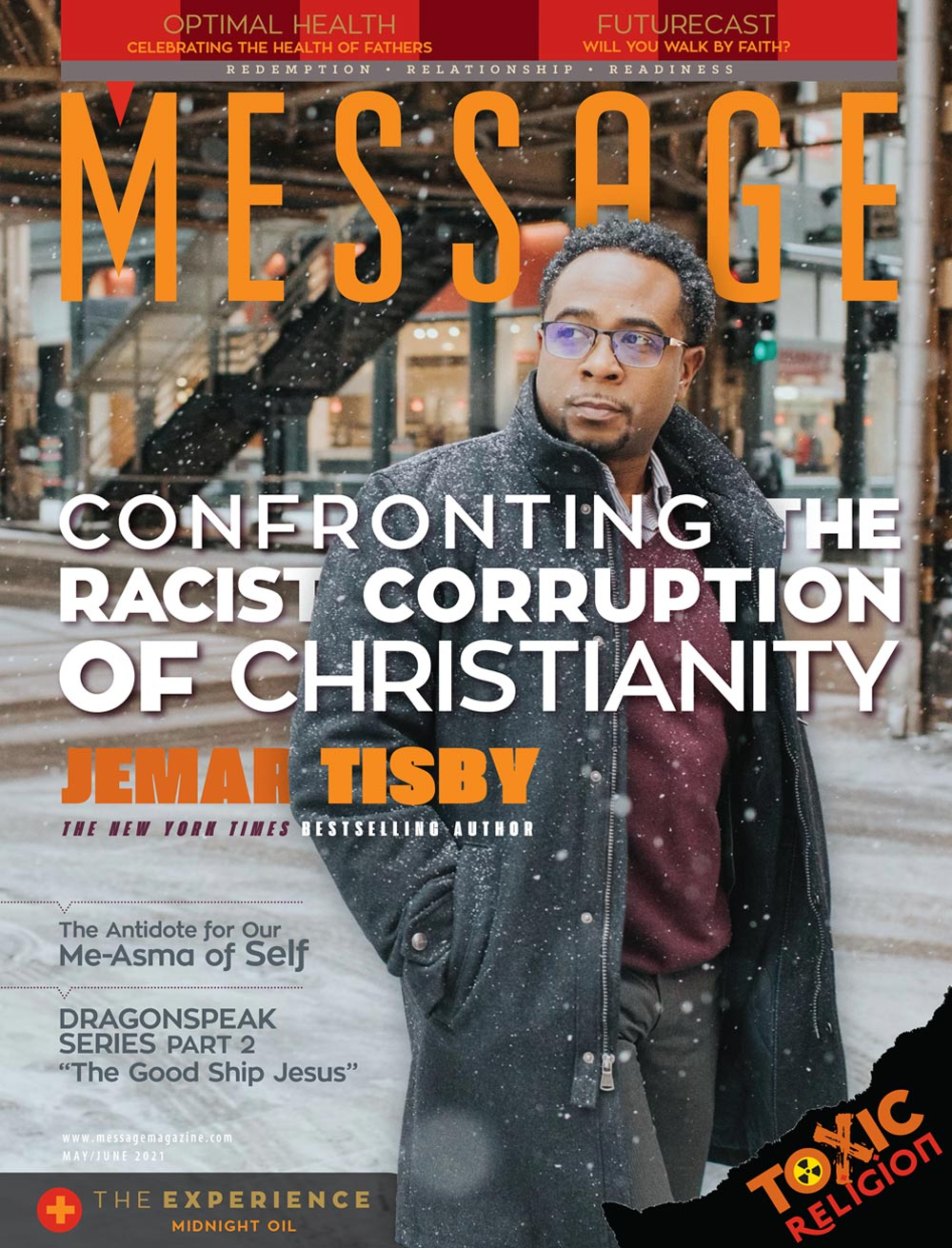 Message Magazine Magazine Cover