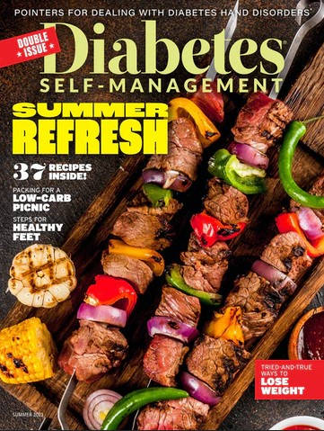 Diabetes Self Management Magazine