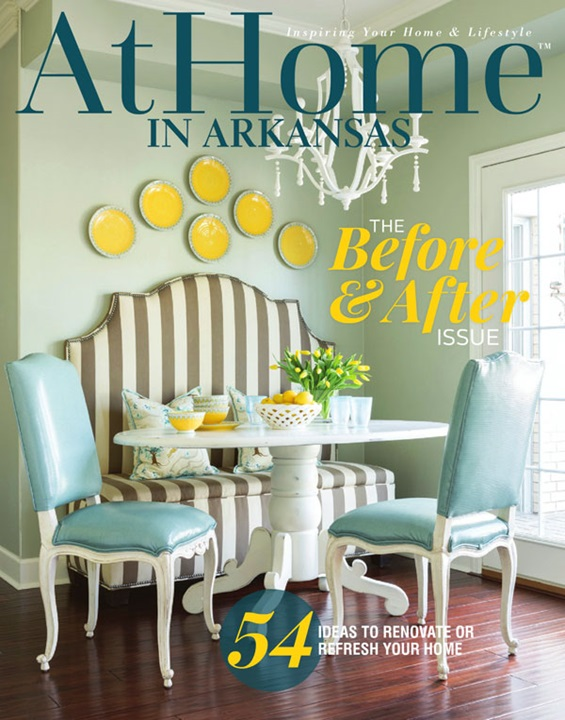 Best Price for At Home In Arkansas Magazine Subscription