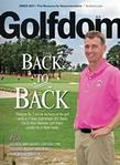 Golfdom Magazine Cover