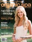Organic Spa Magazine Cover