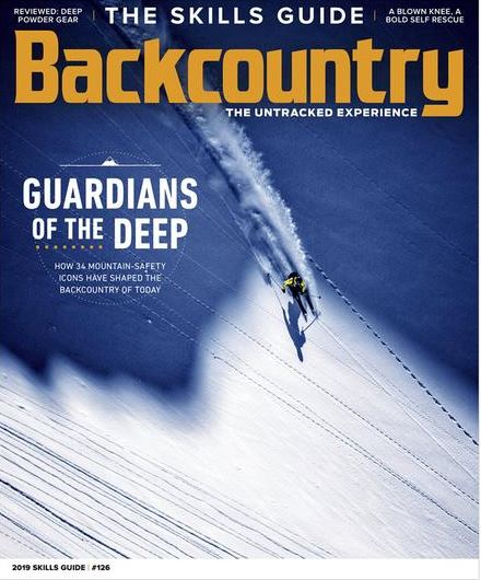 Backcountry Magazine Magazine