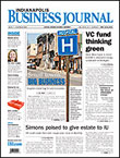 Indianapolis Business Journal Magazine