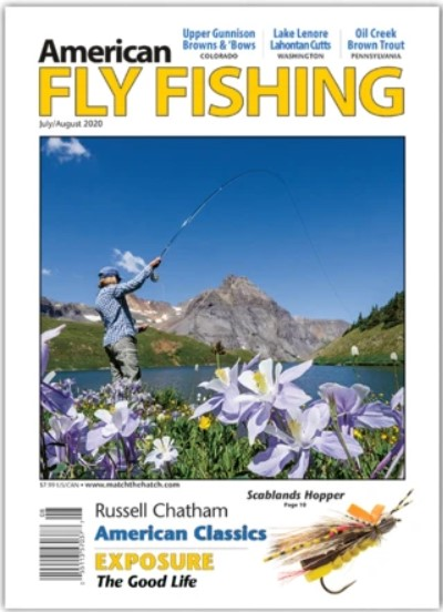 American Fly Fishing Magazine