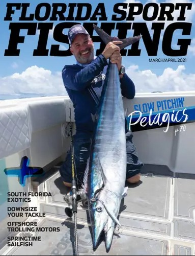 Florida Sport Fishing Magazine Cover