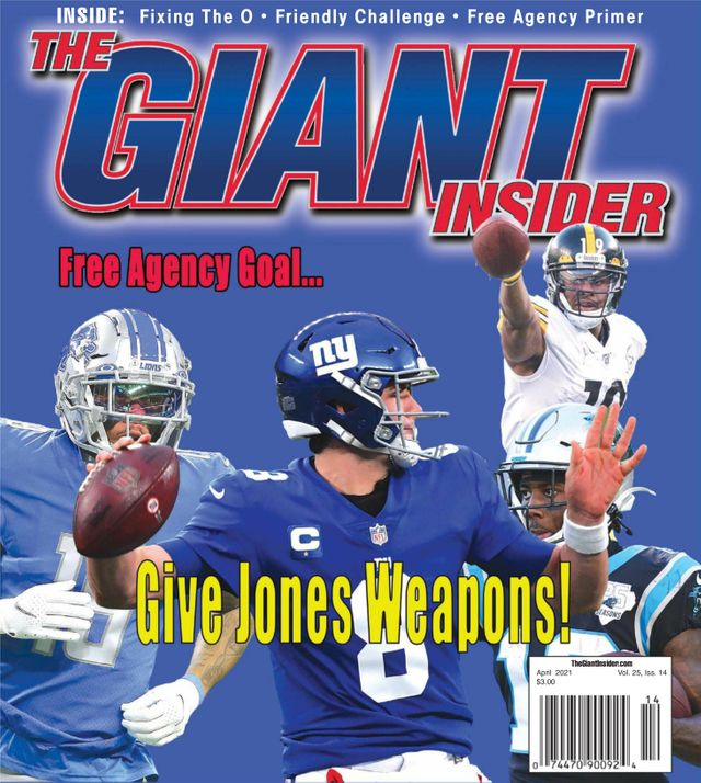 Giant Insider (1.5 yrs) Magazine