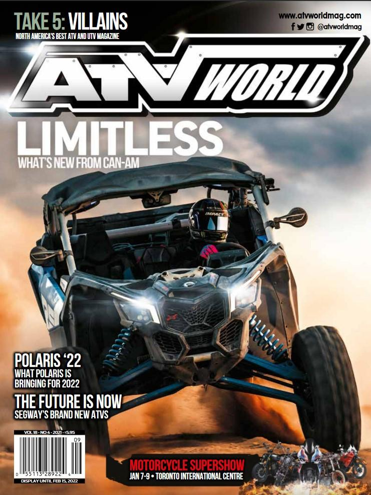 ATV World Magazine