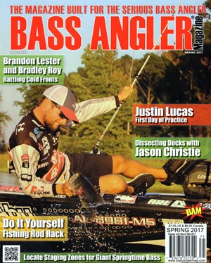Bass Anglers Guide Magazine