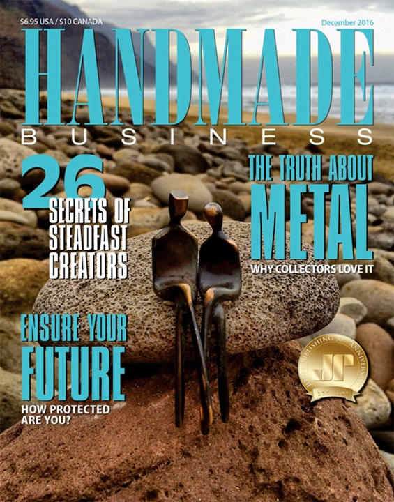 Handmade Business (Formerly Crafts Report) Magazine