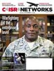 C4ISR Networks Magazine Cover