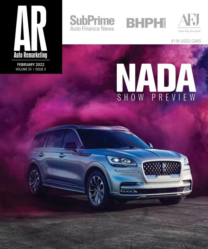Auto Remarketing Newsmagazine Magazine