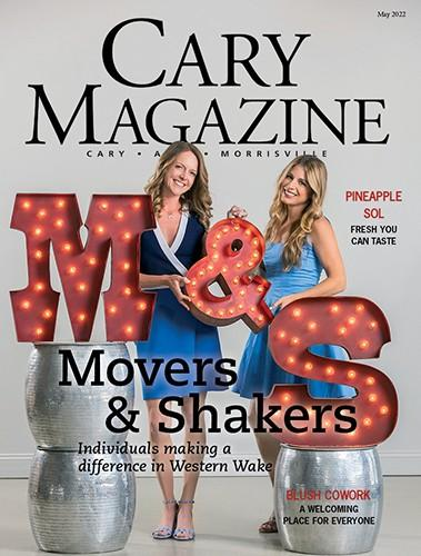 Cary Magazine-North Carolina Magazine