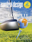 Control Design Magazine Cover
